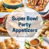 Super Bowl Appetizer Recipes | BestREcipeBox.com
