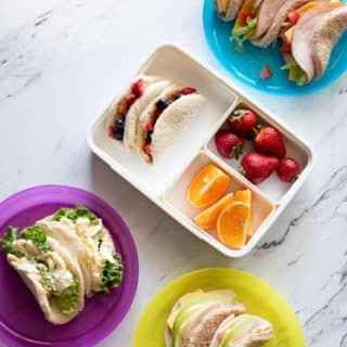 Back-To-School Taco Sandwiches