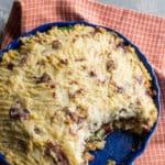 Thanksgiving Leftover Shepherds Pie Recipe | @bestrecipebox
