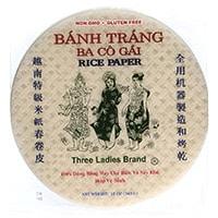 Three Ladies Rice Paper