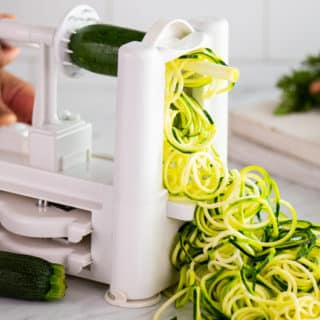 Cool Tools: Zucchini and Vegetable Spiralizers