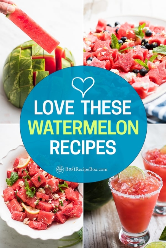 Best Watermelon Recipes for Summer step by step