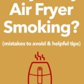 Why Air Fryer Smoking Burning on Air Fryer Recipes @bestrecipebox