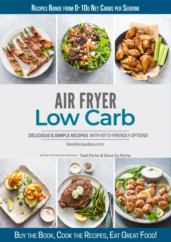 air fryer ecookbooks Low Carb @bestrecipebox