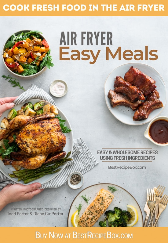 air fryer ecookbooks EasyMeals @bestrecipebox