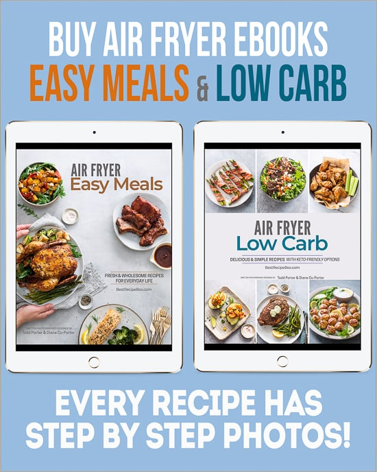 air fryer ecookbooks @bestrecipebox