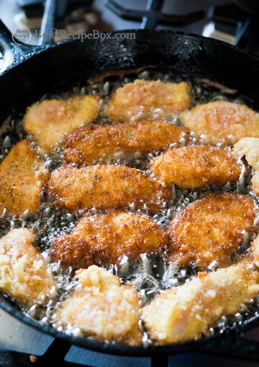 how to make juicy chicken tenders