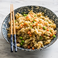 Cauliflower Fried Rice – Healthy and Amazing!