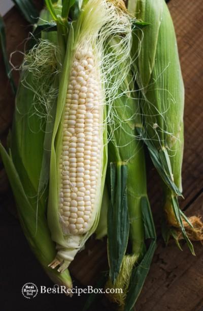 Best Chicken Salad Recipe with Fresh Corn step by step