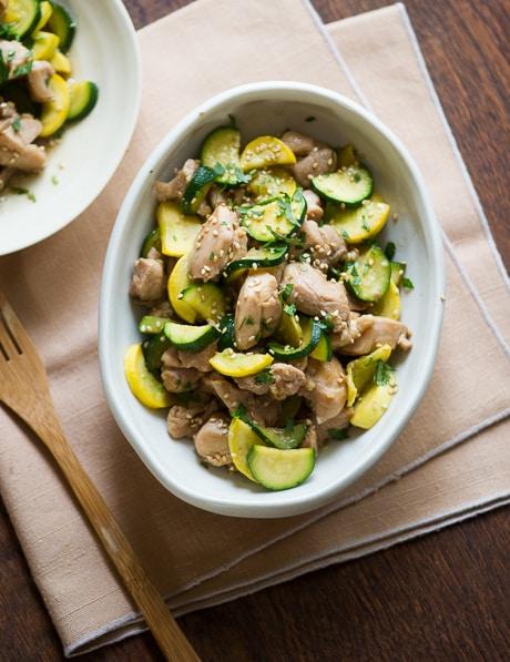 Sesame Chicken Stir Fry Recipe from ChickenRecipeBox.com