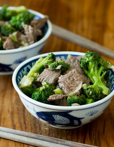 Easy Beef and Broccoli Stir Fry Recipe- 30 minute recipe from BestRecipeBox.com