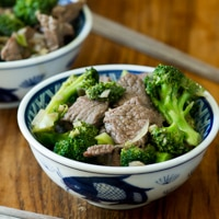 Easy Beef and Broccoli Stir Fry – 30 minute recipe thumbnail