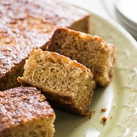 Moist and Spiced Pineapple Cake