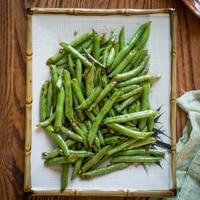 Sesame Green Bean Stir Fry Recipe
