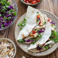 Healthy Pan-Seared Chicken Breast Tacos