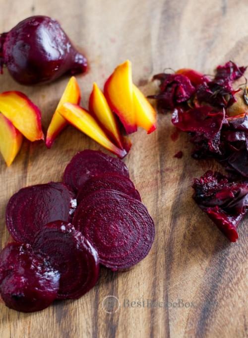 How to Roast Beets Recipe on @BestRecipeBox