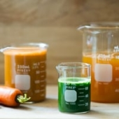 Healthy Kale and Carrot Juice Recipe from BestRecipeBox.com