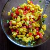 Refreshing Mango Salsa Recipe