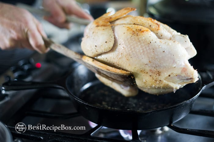 Best whole chicken recipe step by step