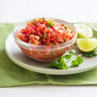 Salsa Recipe with Fresh Tomatoes