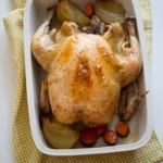 {Video} Slow Cooker Whole Chicken Recipe