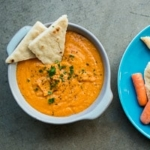Spicy Sriracha Hummus Recipe in 15 minutes