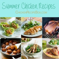 Great Chicken Recipes for your Summer Menu