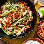 Delicious Chicken Fajitas Recipe for Fajitas Tacos or Salad | @bestrecipebox